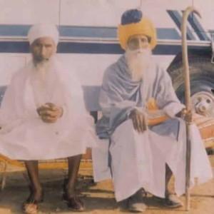 Baba Thakur Singh Ji and Baba Kirtan Singh Ji
